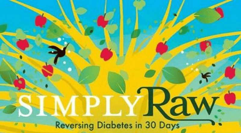 Tuesday, May 18 – Movie Night at The Wellness Studio – Simply Raw: Reversing Diabetes in 30 Days