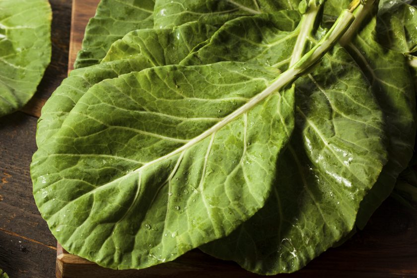 Brazilian-Style Collards